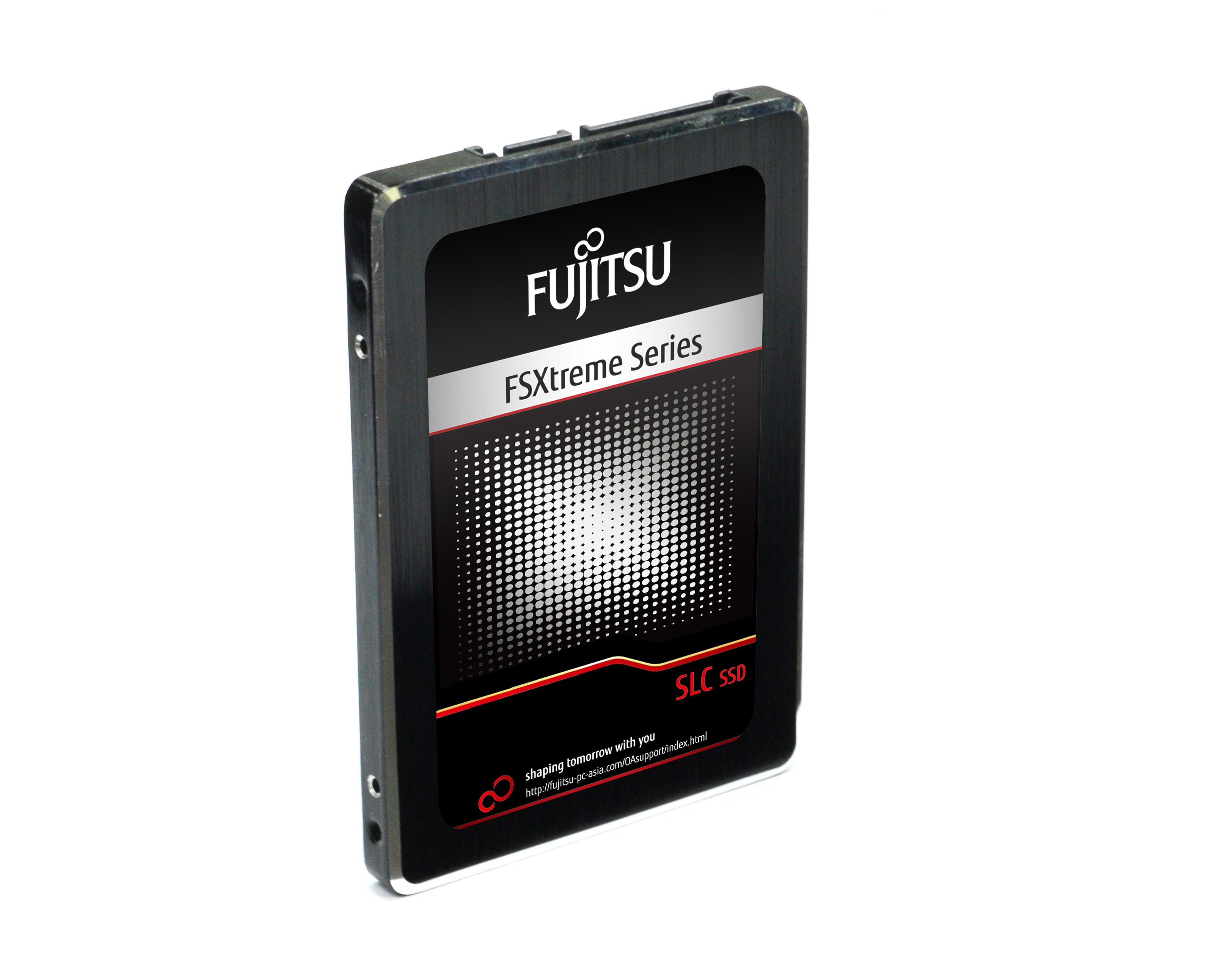 Fujitsu FSX 固態硬碟-第一家推出採用SLC的消費級固態硬碟