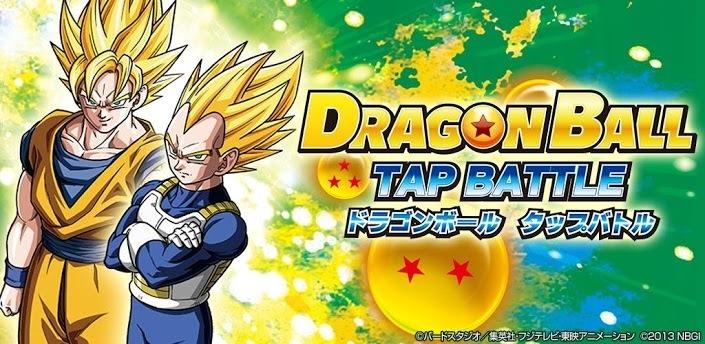 DragonBall Tap Battle : 經典漫畫搬上手機市場,用龜派氣功打倒敵人吧!