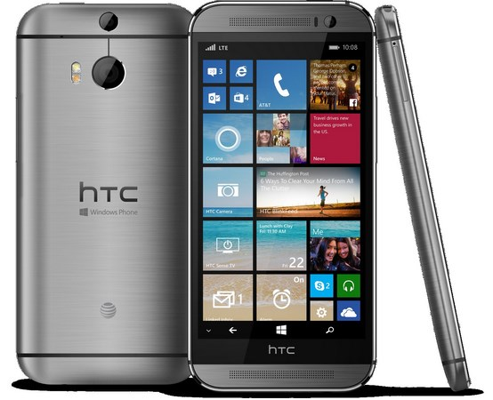 HTC 在美推出 HTC One M8 for WP8.1,Android 版本換上 WP8.1 內在