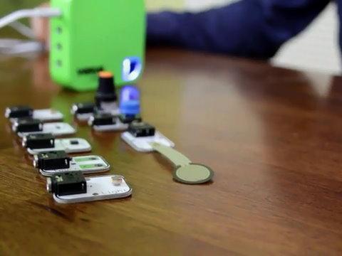 科學小玩具VERVE2,輕鬆搭起虛擬與現實的橋樑