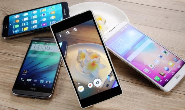 超擬真淺景深效果是否都一樣? Galaxy S5/HTC One/LG G Pro 2 / Xperia Z2 實測