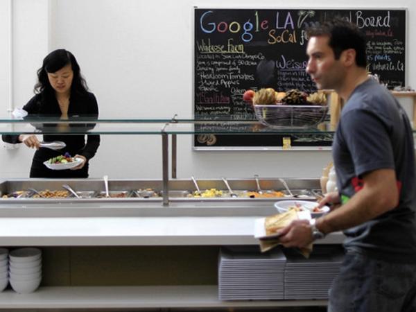 天下沒有白吃的午餐,Google 的員工免費餐點將被美國稅務局 IRS 查稅