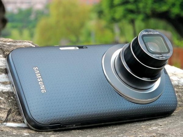 跨界與融合的演繹,10倍光學變焦手機 Samsung GALAXY K zoom 評測
