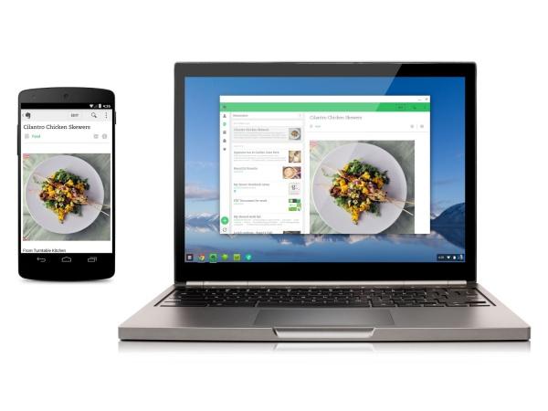 Chrome OS 現在可以執行 Android App,無須移植