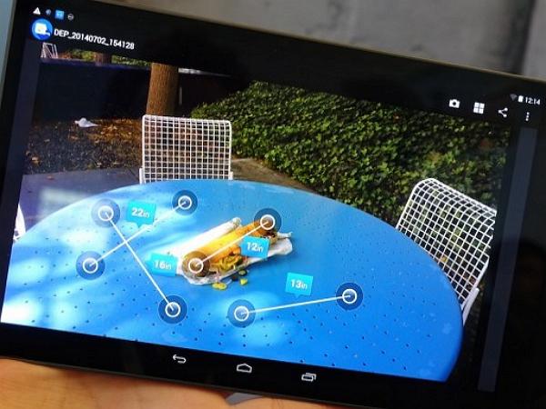 年底前 Intel 筆電將有 RealSense 3D 鏡頭,輕鬆一照馬上測出立體尺寸