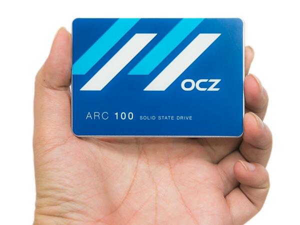 平價 SSD 高性能選擇!OCZ ARC 100 固態硬碟