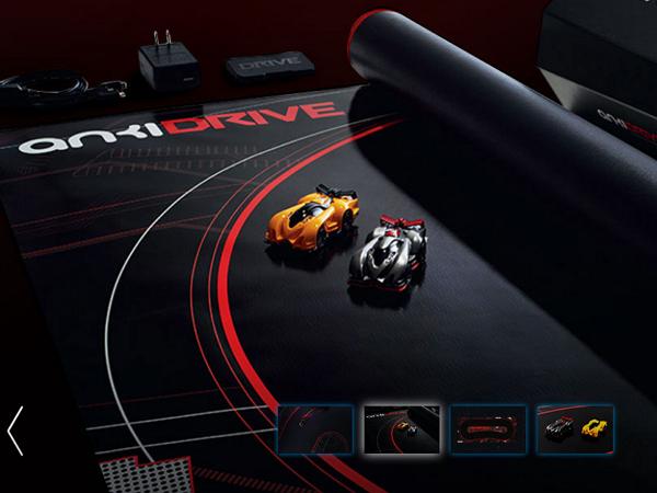 能升級的智慧四驅車,賽完車還可以存經驗值