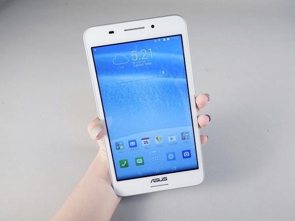 Asus fonepad 7 FE375 評測:空機價6990元,首款 64 位元通話平板