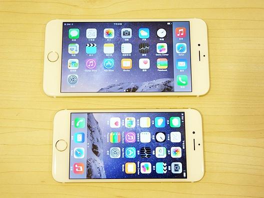 iPhone 6 & iPhone 6 Plus 評測:手感度、相機進化功能、iOS8 實玩心得