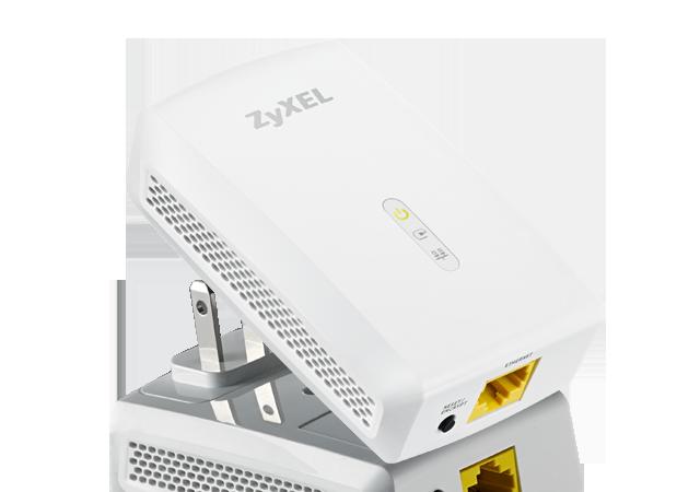 合勤首款1000 Mbps  GbE電力線上網設備,建立穩定快速安全的家庭網路,輕鬆體驗線上遊戲的速打快感及高畫質多媒體影音串流