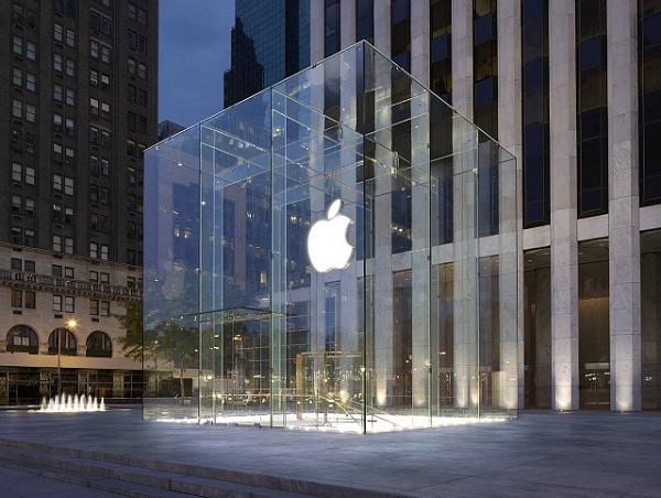 紐約第五大道的蘋果旗艦店,那個玻璃立方體不為人知的故事