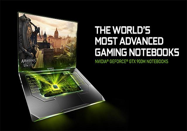 NVIDIA 推出 Maxwell 架構 GeForce GTX 900M 系列顯示晶片