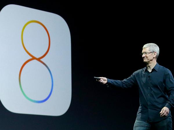 Apple 被使用者打臉,有一半的使用者選擇不升級 iOS 8