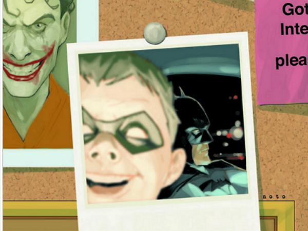 超級英雄也愛玩自拍?13張漫畫英雄經典自拍秀,超人、蝙蝠俠最搶戲
