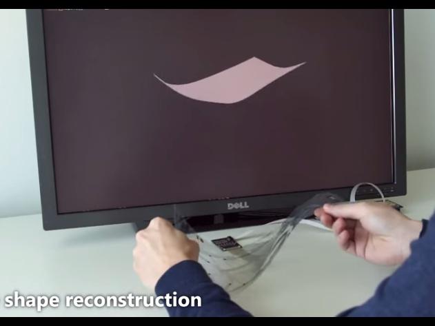 微軟的互動式薄膜,多了一片更好玩