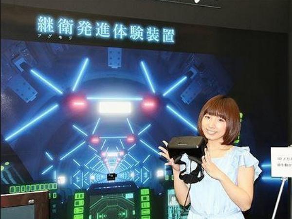 秋葉原店家用Oculus Rift 讓你體驗「希德尼亞的騎士」繼衛 啟動!