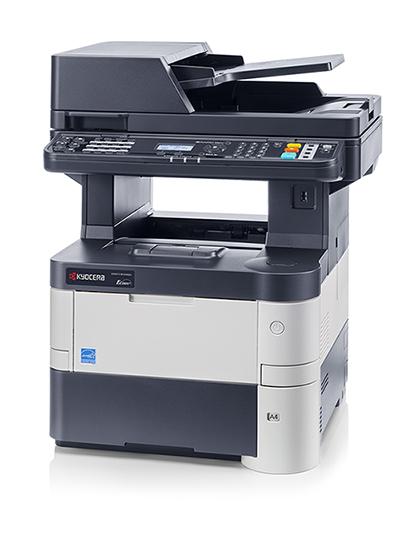 創新卓越 完美登場 ECOSYS系列 A4 黑白多功能複合機