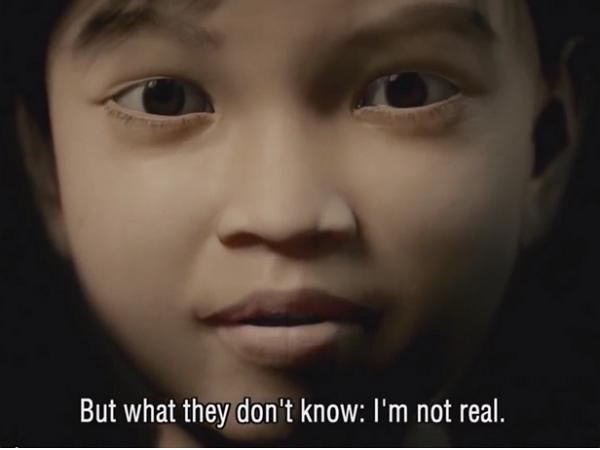 這個虛擬兒童,在兩個月內協助警方找到上千名性罪犯