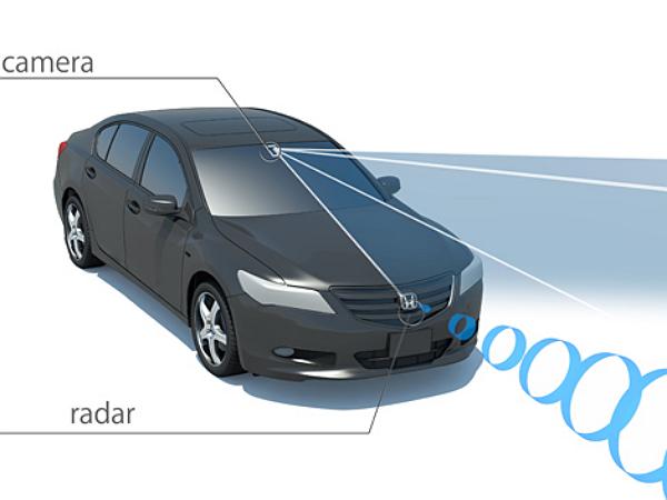 助司機遠離碰撞,Honda將推全新駕駛輔助系統