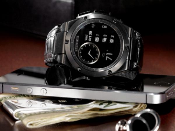 惠普智慧手錶 Chronowing:功能不炫,但你會樂於戴它出門