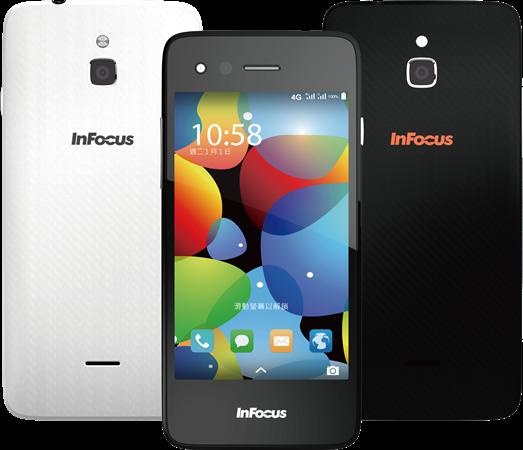 InFocus 再推 M2+ 、 M810 首批支援亞太 4G 網路智慧手機全部到位
