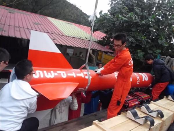宇宙兄弟在台灣,一群臺灣師生的自製火箭太空追夢故事