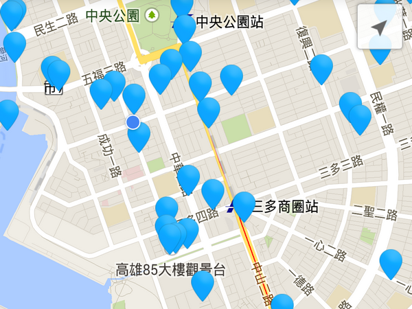 WiFi Map:快速找到全球200萬個免費分享 WiFi 熱點,臨時連網更方便
