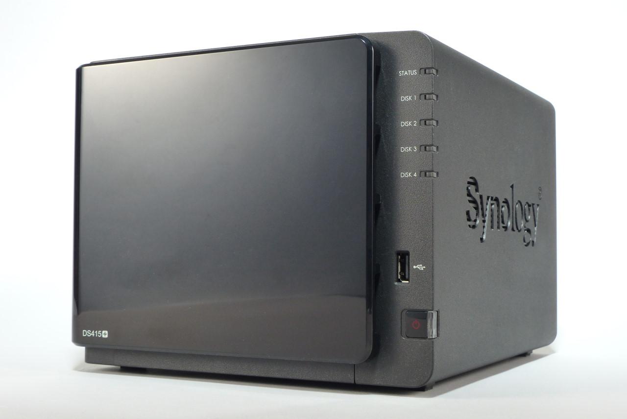 Synology DS415+:擁有硬體AES加解密的企業型NAS和DSM 5.1更新