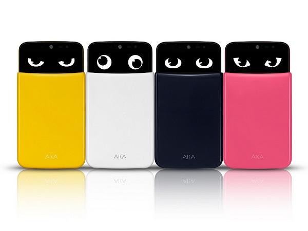 LG這款新手機 AKA 會笑會耍萌,還自附滑蓋讓你免貼膜