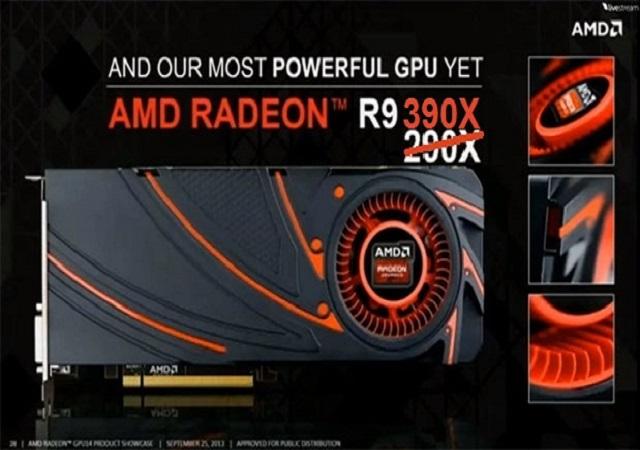 AMD 下一代 Fiji 繪圖顯示核心,可能率先採用 HBM 記憶體顆粒