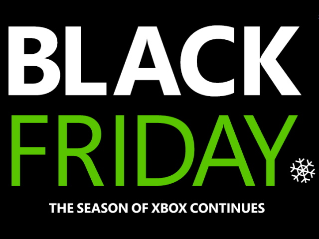 黑色星期五大優惠,Xbox One遊戲下殺25折