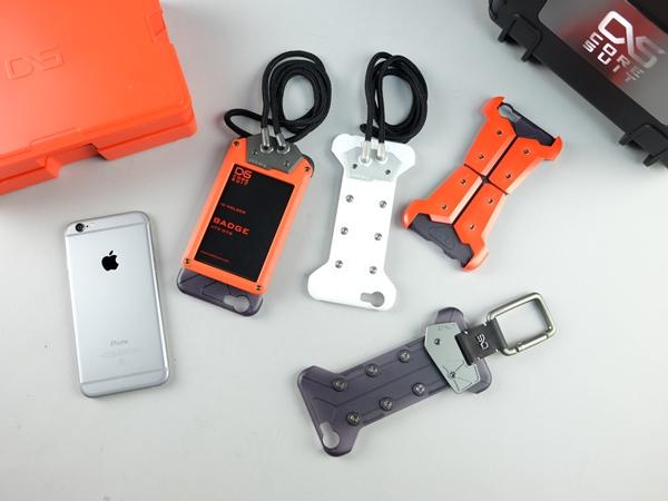 鋼鐵鎧甲合體!CoreSuit iPhone 6 保護殼,你也能擁有東尼史塔克才懂的浪漫