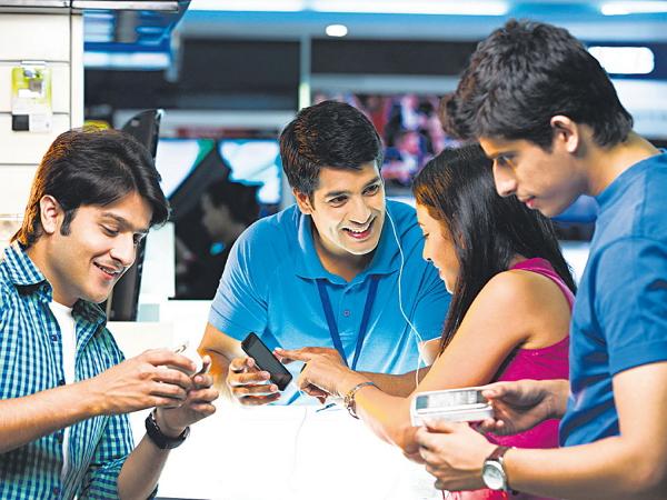 為什麼手機廠商這麼急著進軍印度去?