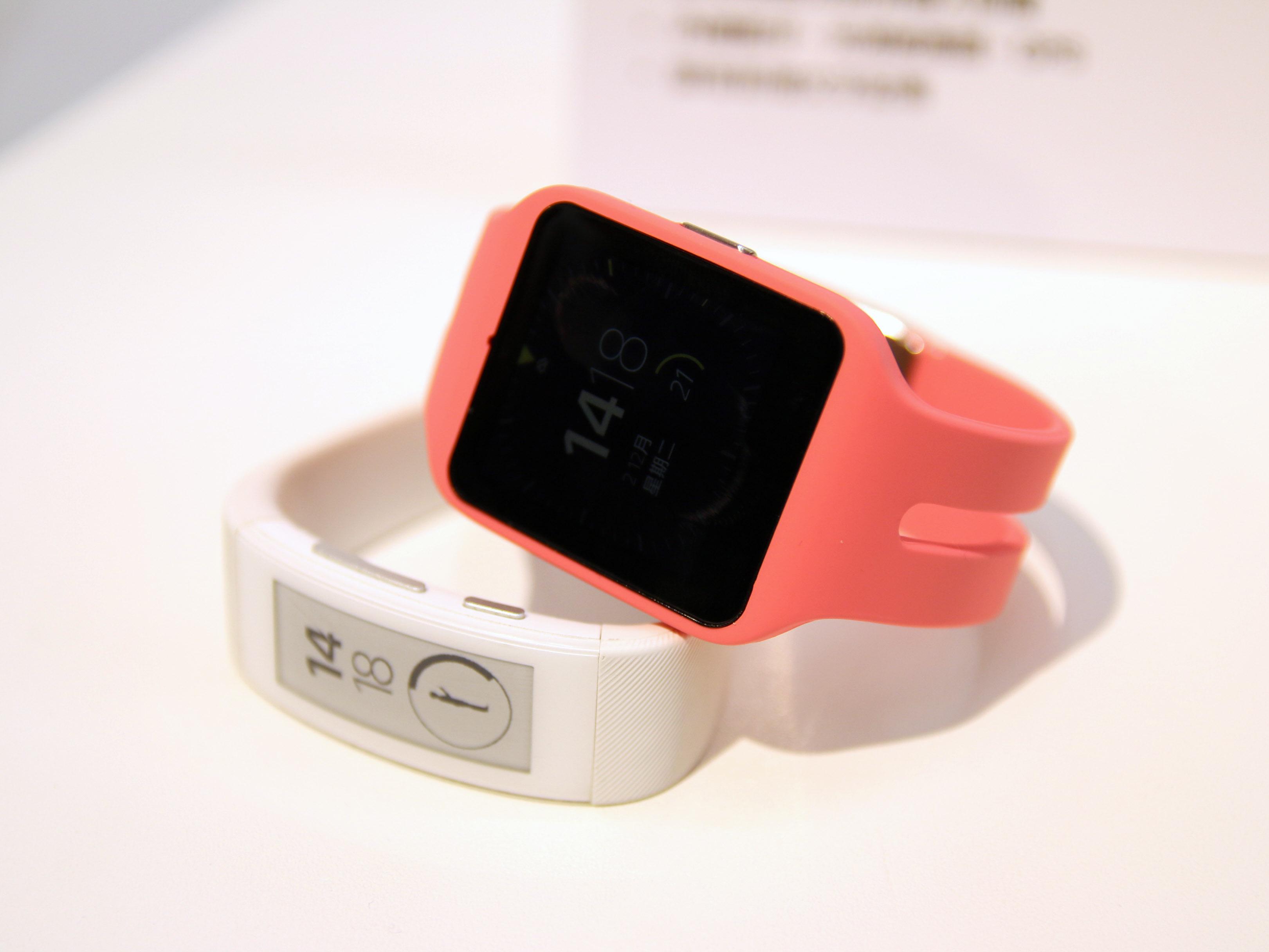 Sony 發表搭載 Android Wear 系統的智慧手錶 SmartWatch 3