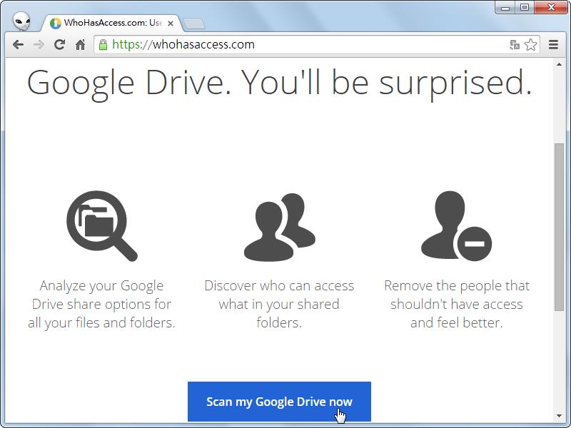 你記得你的Google硬碟檔案跟哪些人共用過嗎?小工具幫你檢視檔案共用權限