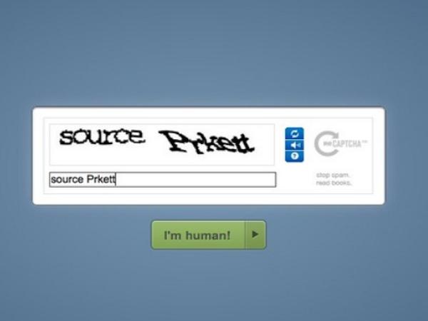 Google改進CAPTCHA驗證機制,不用瞇著眼睛看英文來證明自己是人類