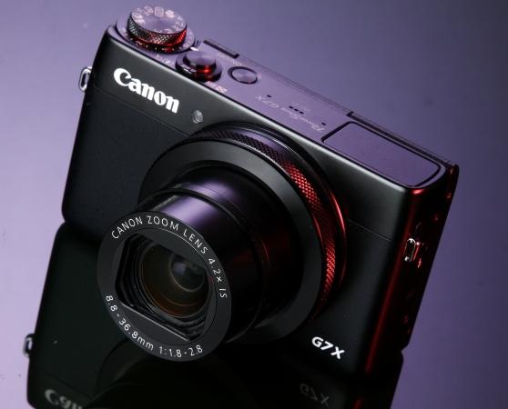 Canon PowerShot G7 X 評測:可上掀自拍、1 吋感光元件專業隨身機