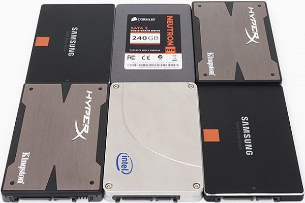 消費性固態硬碟耐久度實驗,讀寫量可超越 2PB