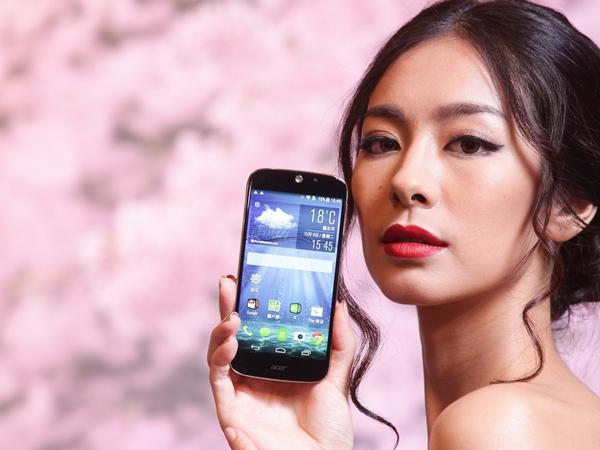 宏碁推出 5 吋八核 64 位元 4G LTE 輕薄手機 Acer Liquid Jade S,七千有找