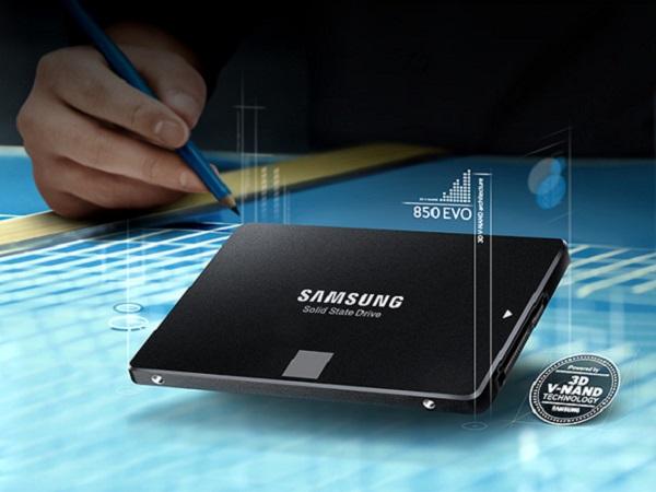 Samsung 發表 850 EVO 固態硬碟,3D V-NAND 加持更經濟實惠?