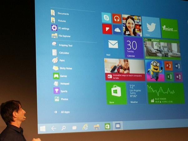 這6個新特色,你可能會在明年1/21的 Windows 10 消費預覽版上見到