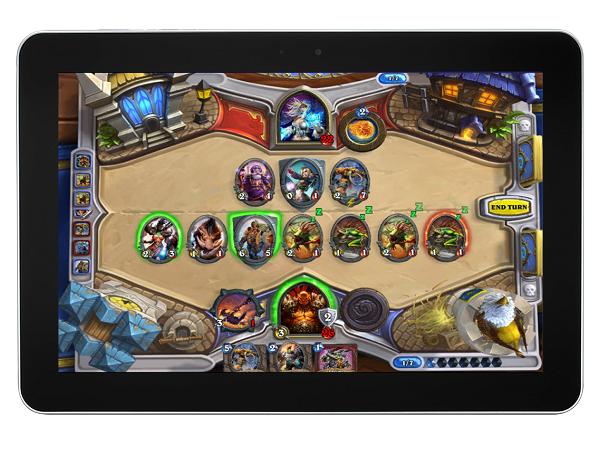 《爐石戰記®:魔獸英雄傳™》登陸Android平板,即日起特定區域上架、未來將開放全球下載