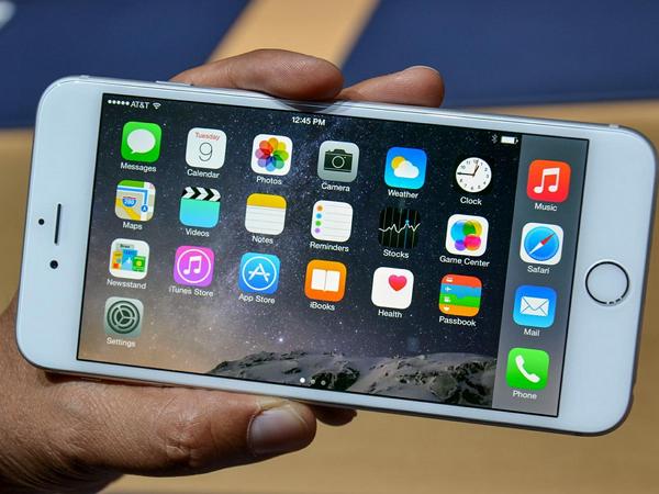 想知道 iPhone 6預設背景主題:雪山銀河圖是誰拍的?