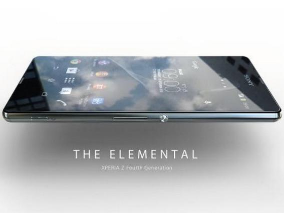 駭客公布Sony下一代旗艦機 Xperia Z4 宣傳照,可能在2015年5月上市
