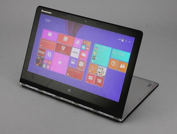 Lenovo IdeaPad Yoga 3 Pro 首搭 Intel Core M 處理器,更輕、更薄、更好翻轉
