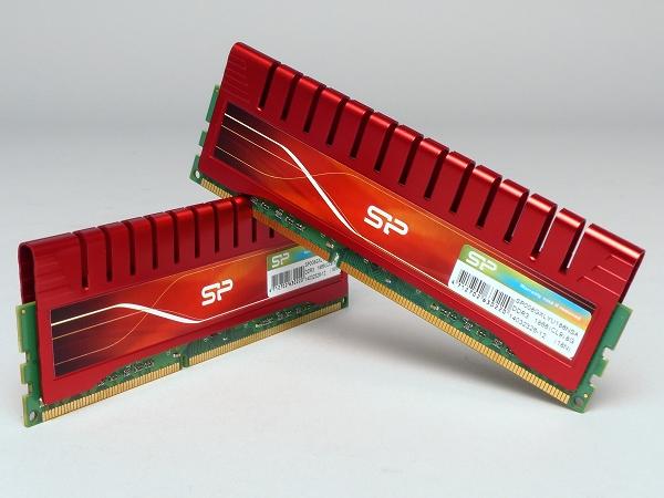 XMP 1.3 簡易超頻,SP 廣穎 XPower DDR3-1866 8GB x2
