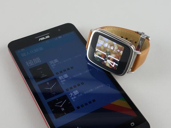 Asus Zenwatch 戴上一週實測心得:OK Google、訊息、導航盡在手,遙控拍照很便利