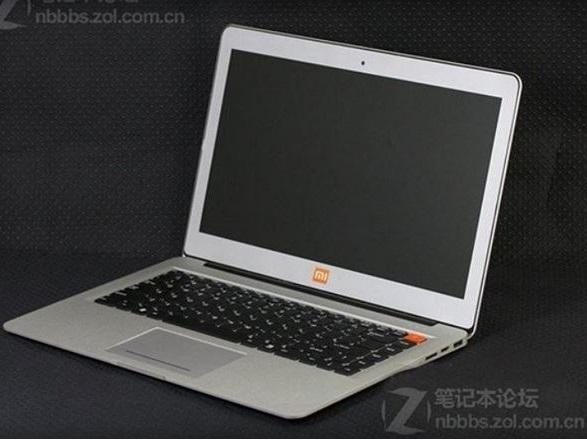 小米可能真要致敬 MacBook Air 了?