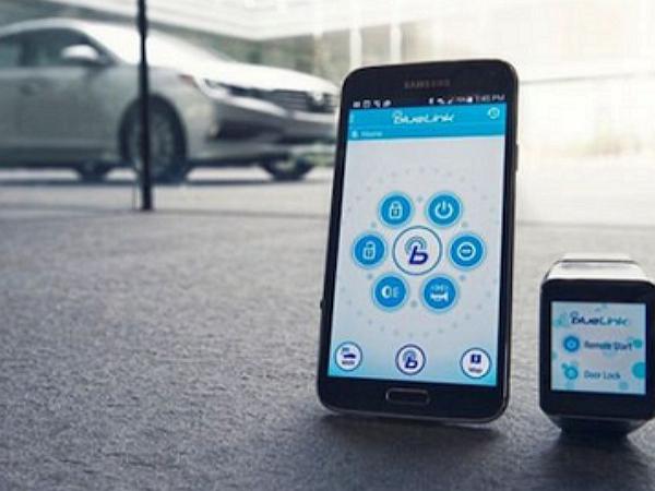很快,你就可以用 Moto 360 控制現代汽車了