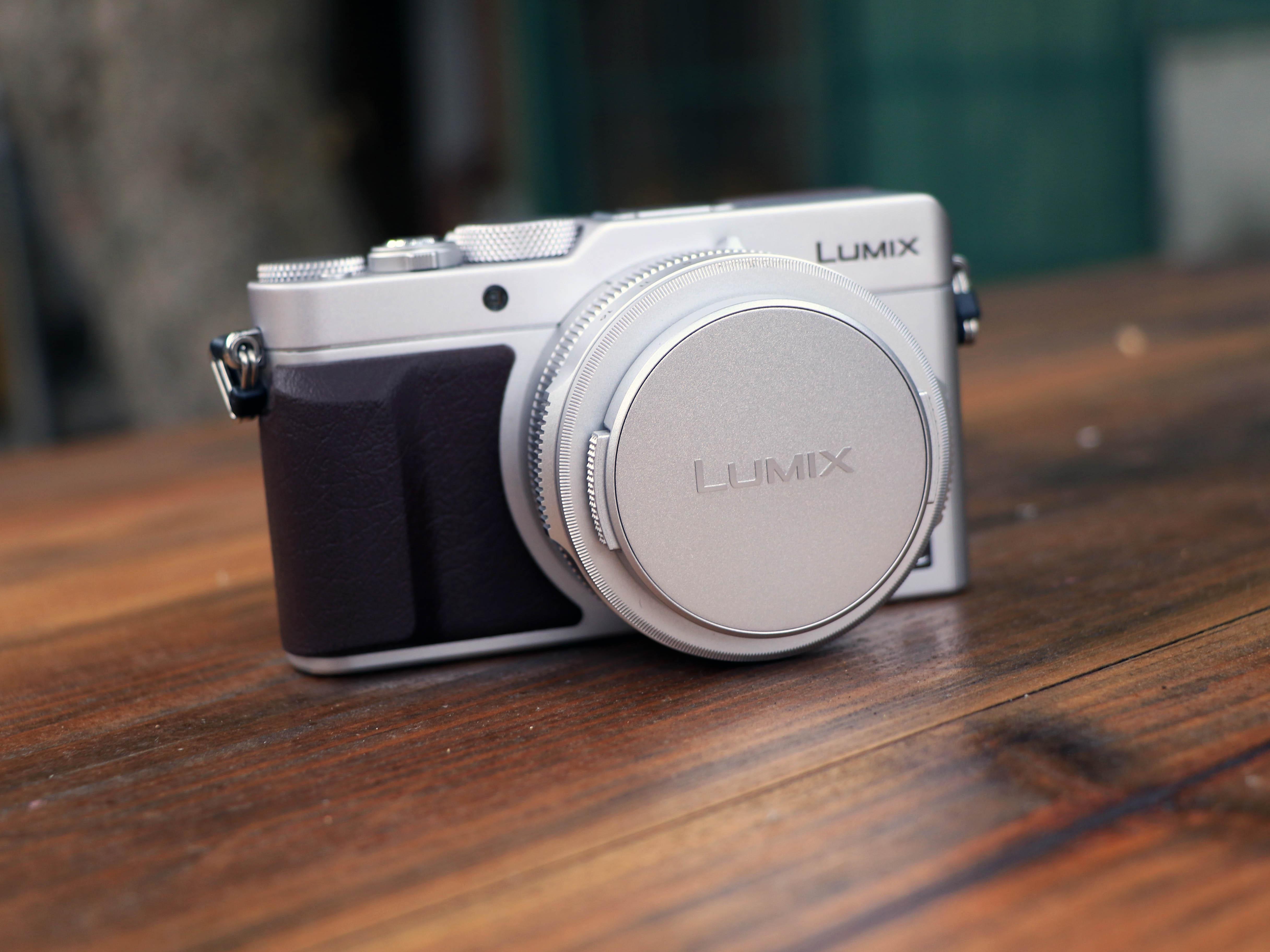 Panasonic LX100 評測:4/3 強悍大尺寸感光元件、F1.7 大光圈隨身機